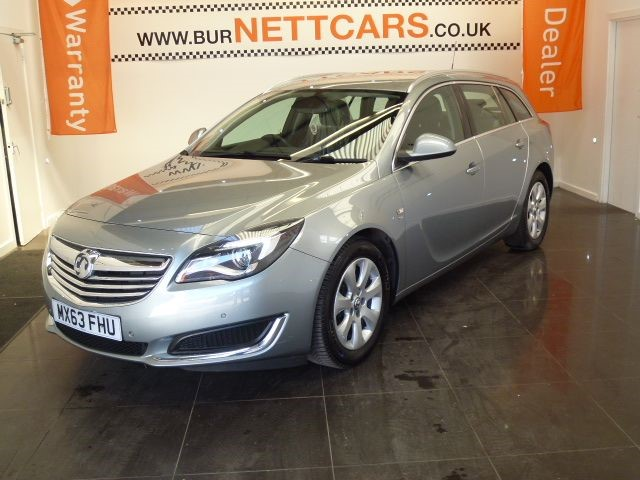 used Vauxhall Insignia SE CDTI ECOFLEX S/S in chorely-lancashire