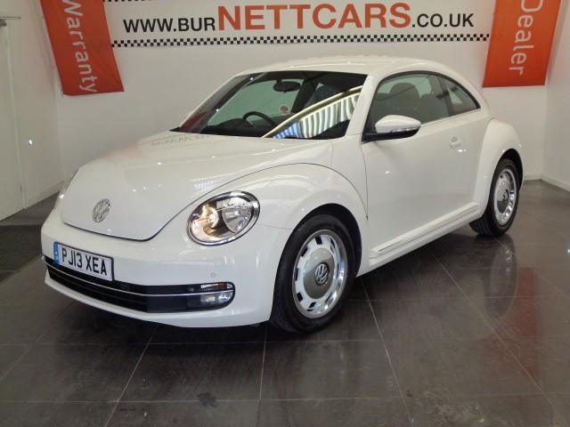 used VW Beetle DESIGN TSI in chorely-lancashire