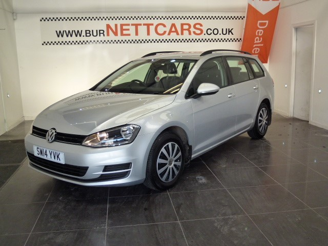 used VW Golf S TDI BLUEMOTION TECHNOLOGY in chorely-lancashire