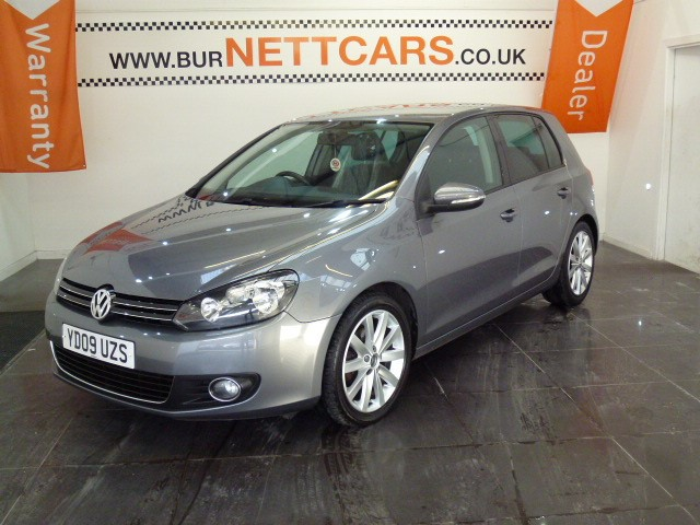used VW Golf GT TDI in chorely-lancashire