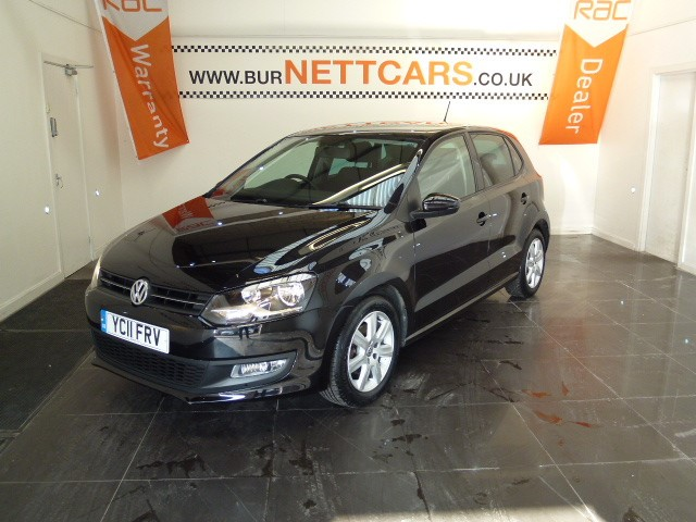 used VW Polo MODA AC in chorely-lancashire