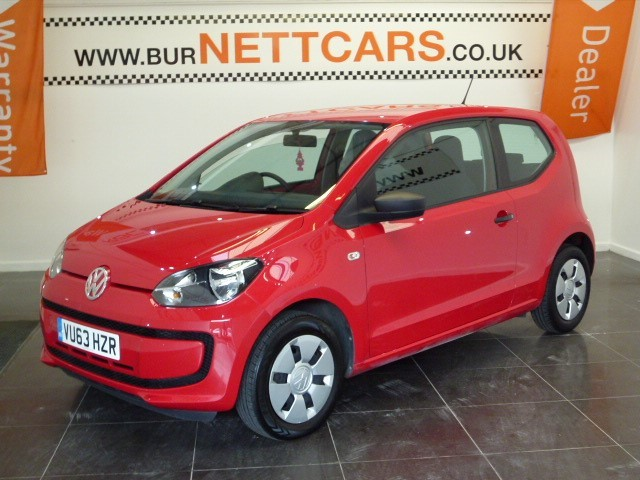 used VW Up TAKE UP in chorely-lancashire