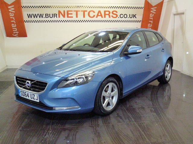 used Volvo V40 D2 ES in chorely-lancashire