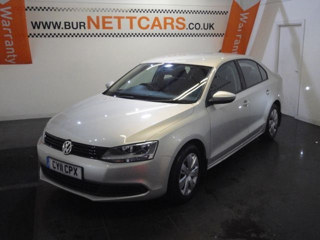 used VW Jetta S TDI BLUEMOTION TECHNOLOGY in chorely-lancashire