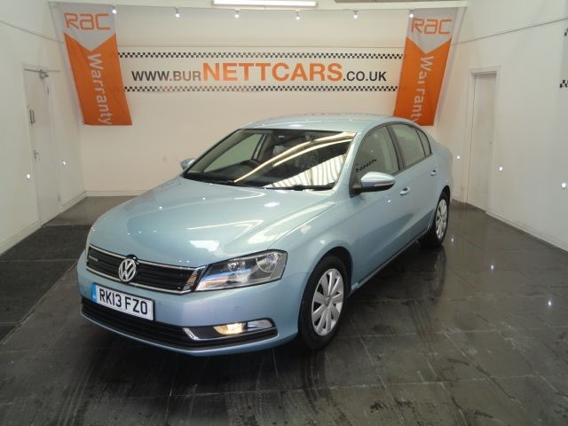 used VW Passat BLUEMOTION TDI in chorely-lancashire