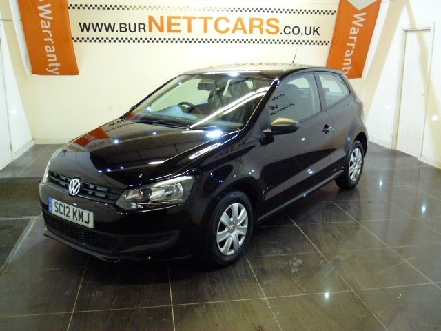 used VW Polo S in chorely-lancashire
