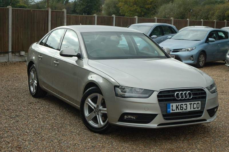 used Audi A4 TDI SE TECHNIK in tiptree-essex