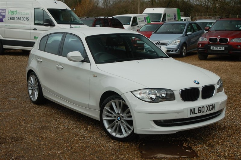 used BMW 116i SPORT in tiptree-essex