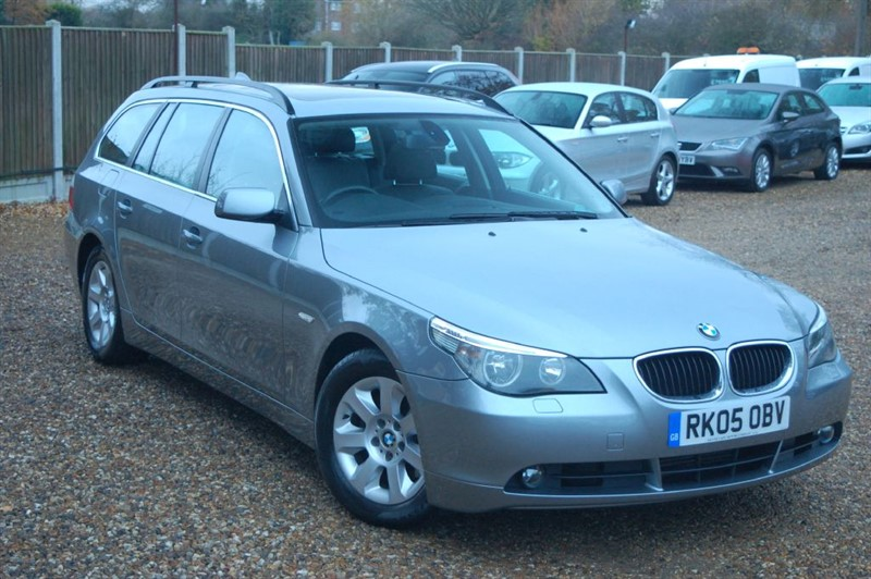 used BMW 525d SE TOURING in tiptree-essex