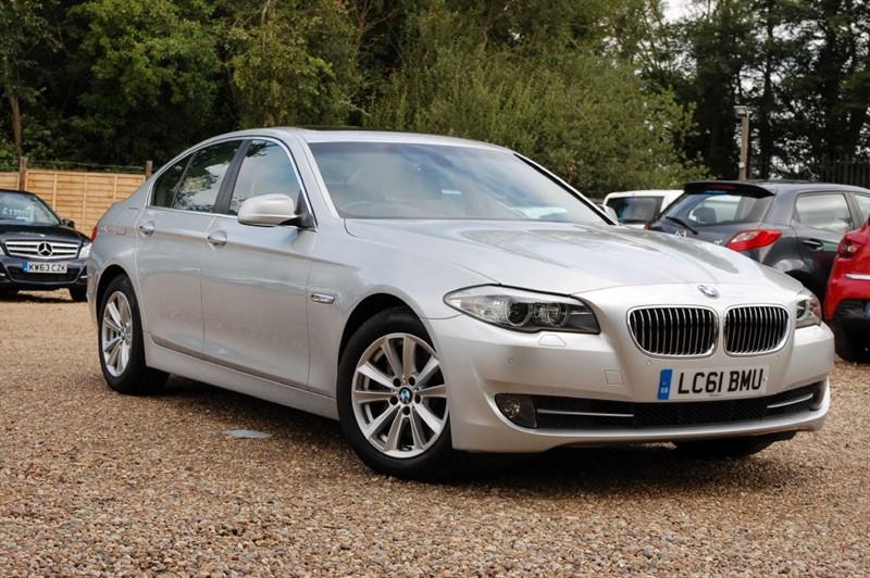 used BMW 530d SE in tiptree-essex