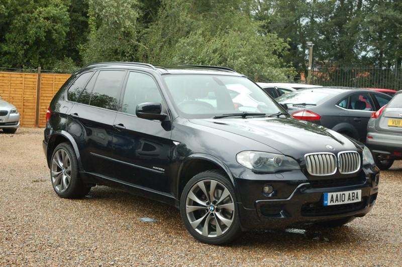 used BMW X5 XDRIVE35D M SPORT in tiptree-essex