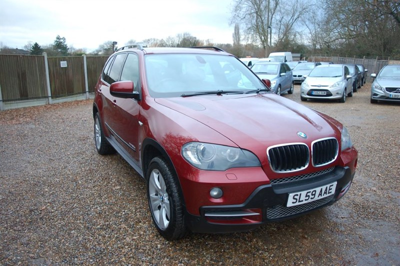 used BMW X5 XDRIVE30D SE in tiptree-essex