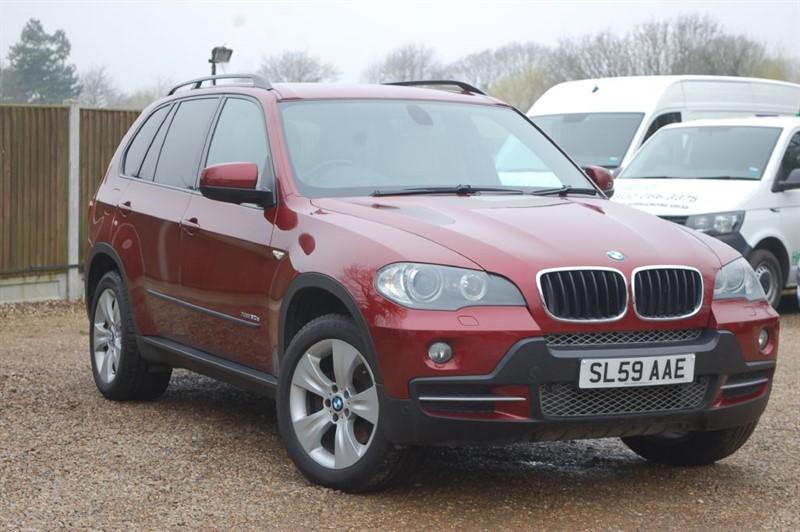 used BMW X5 XDRIVE30D SE in tiptree-essex
