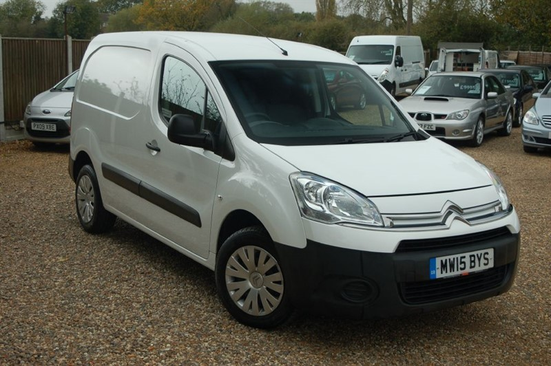 used Citroen Berlingo 850 ENTERPRISE L1 HDI in tiptree-essex