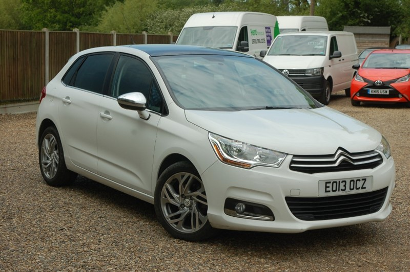 used Citroen C4 HDI SELECTION in tiptree-essex