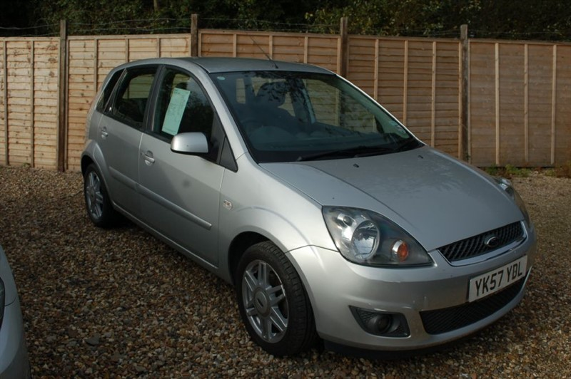used Ford Fiesta GHIA 16V in tiptree-essex