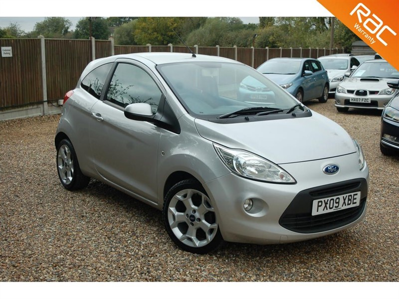 used Ford KA ZETEC in tiptree-essex