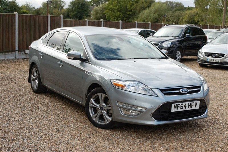 used Ford Mondeo TITANIUM X BUSINESS EDITION TDCI in tiptree-essex