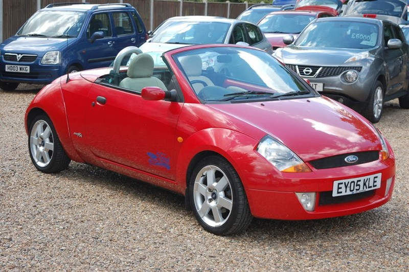 Ford Streetka for sale