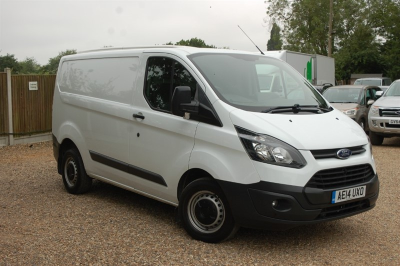 used Ford Transit Custom 270 LR P/V in tiptree-essex