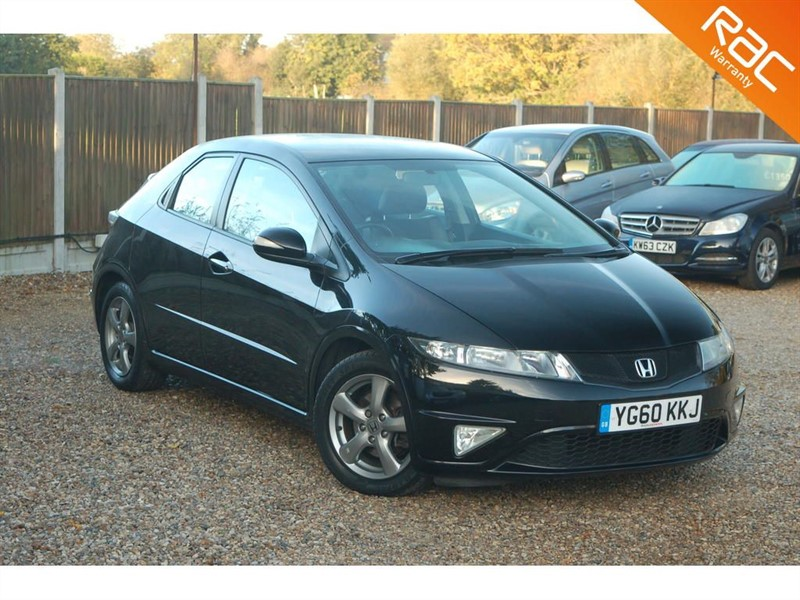 used Honda Civic I-VTEC SI in tiptree-essex