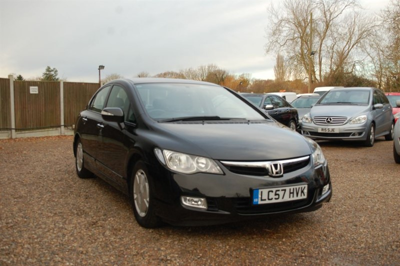 used Honda Civic IMA ES HYBRID in tiptree-essex