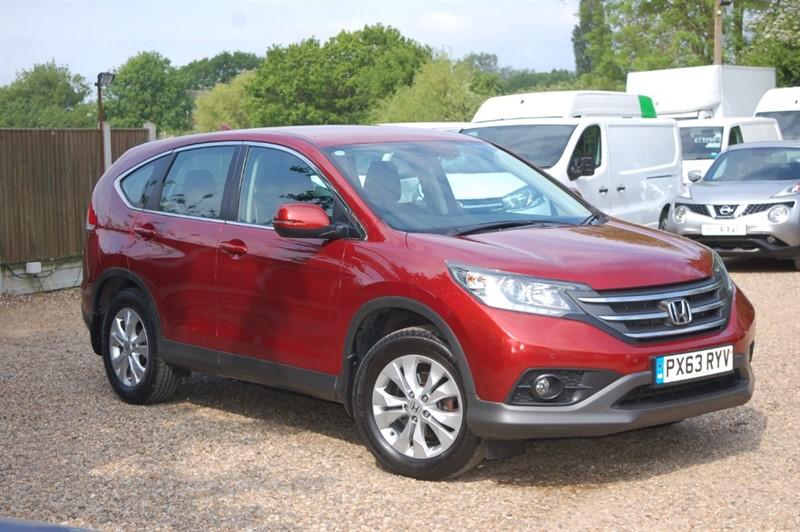 used Honda CR-V I-DTEC SE in tiptree-essex