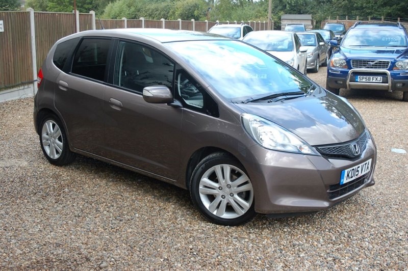 used Honda Jazz I-VTEC ES PLUS in tiptree-essex