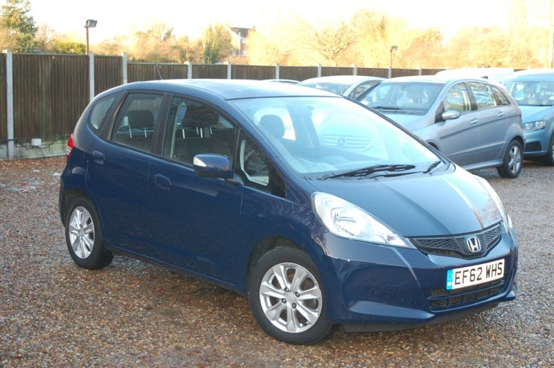 used Honda Jazz I-VTEC ES in tiptree-essex