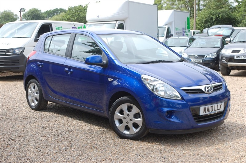 used Hyundai i20 COMFORT in tiptree-essex