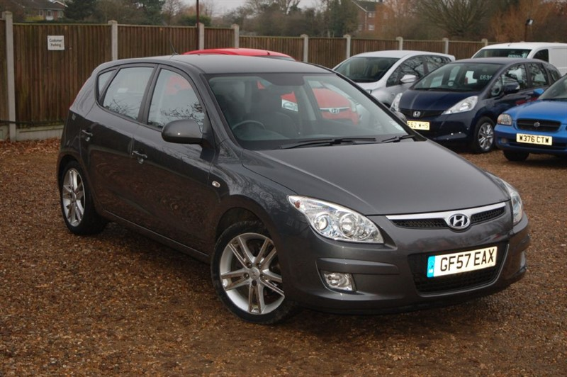 used Hyundai i30 PREMIUM in tiptree-essex