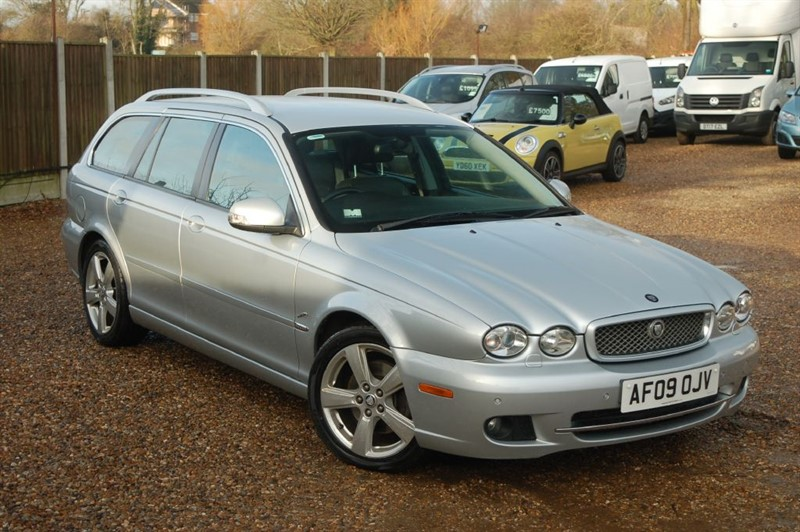 used Jaguar X-Type SE in tiptree-essex