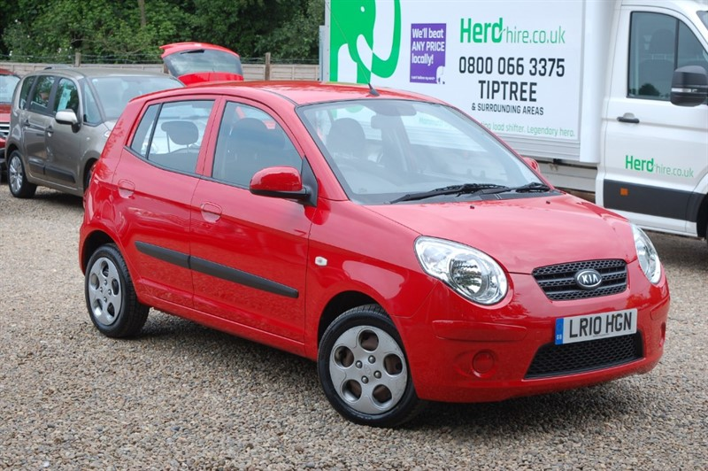used Kia Picanto STRIKE in tiptree-essex