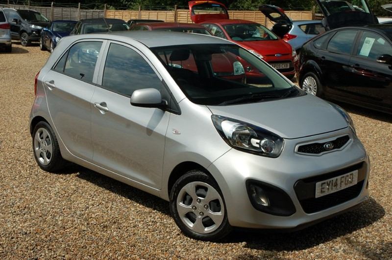 used Kia Picanto 1 in tiptree-essex