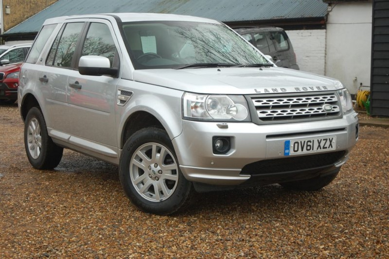 used Land Rover Freelander SD4 XS in tiptree-essex