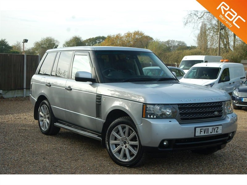 used Land Rover Range Rover 4.4 TD V8 Vogue in tiptree-essex