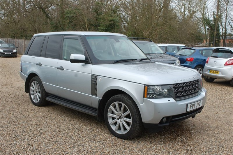 used Land Rover Range Rover TDV8 VOGUE in tiptree-essex