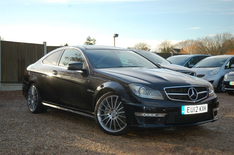 used Mercedes C63 AMG EDITION 125 in tiptree-essex