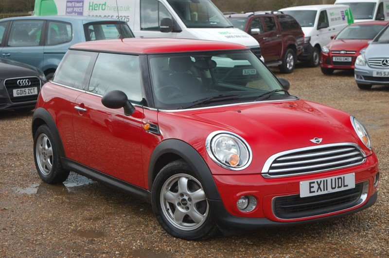 used MINI Hatch ONE in tiptree-essex