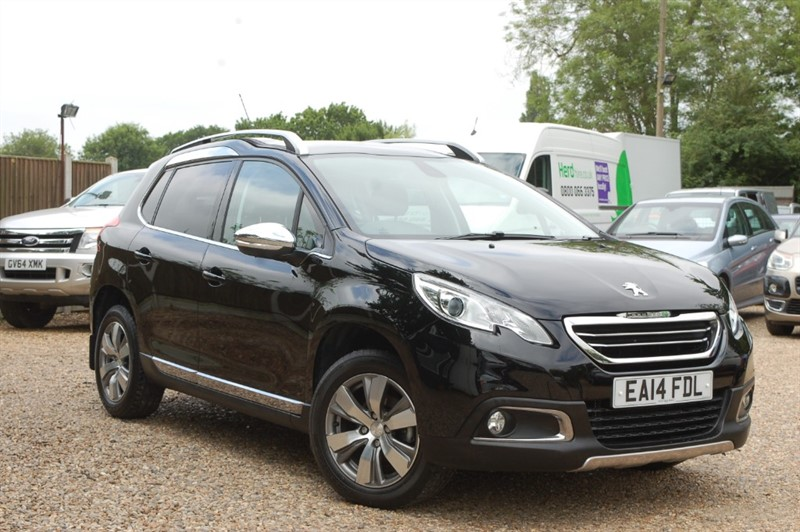 used Peugeot 2008 ALLURE in tiptree-essex