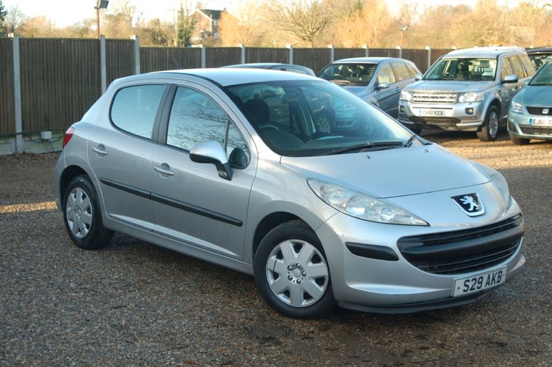 used Peugeot 207 S in tiptree-essex