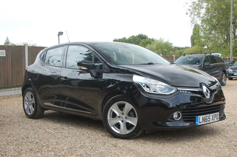 used Renault Clio DYNAMIQUE NAV TCE in tiptree-essex