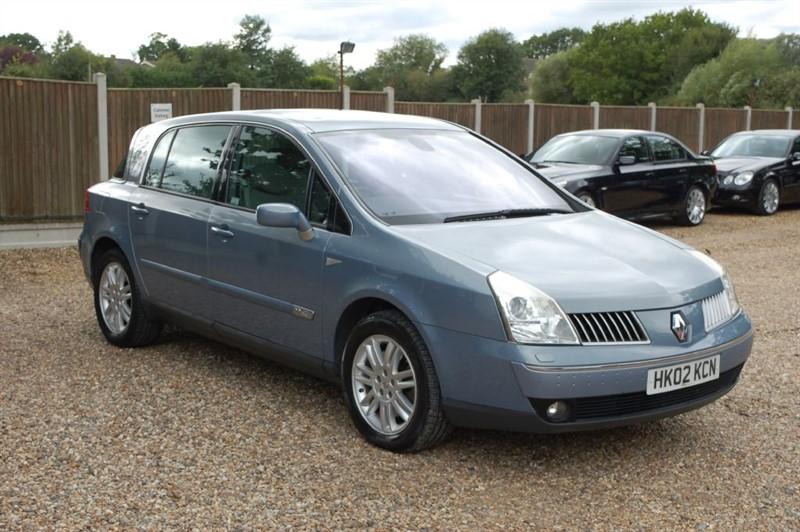 Renault Vel Satis for sale