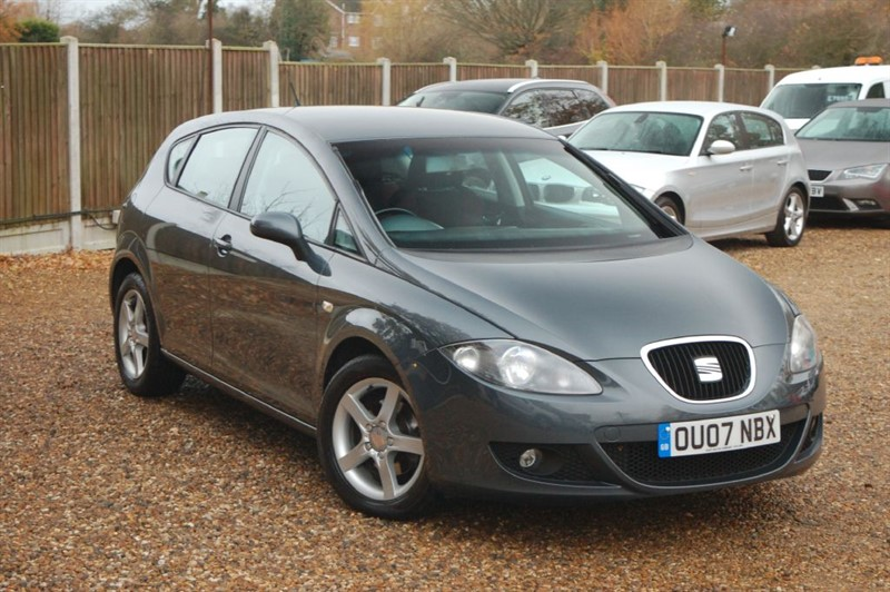 used SEAT Leon SPORT in tiptree-essex