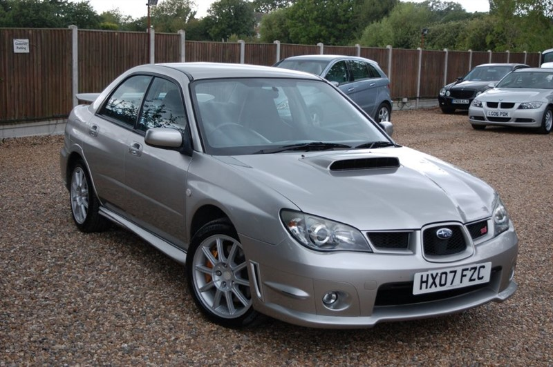 used Subaru Impreza WRX STI SPEC-D in tiptree-essex