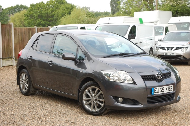 used Toyota Auris VVT-I TR STOPSTART in tiptree-essex