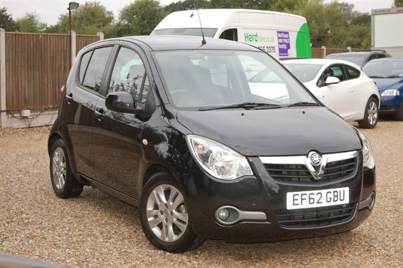 used Vauxhall Agila SE in tiptree-essex