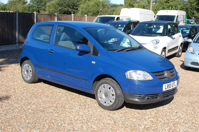 used VW Fox 16V URBAN FOX in tiptree-essex