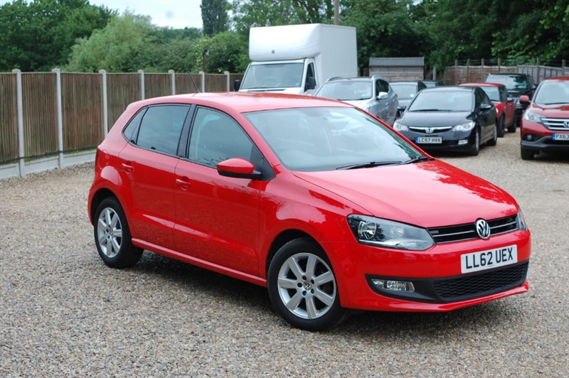 used VW Polo MATCH in tiptree-essex