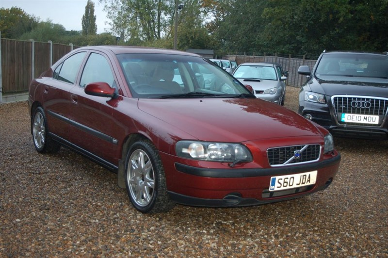 used Volvo S60 D5 S in tiptree-essex